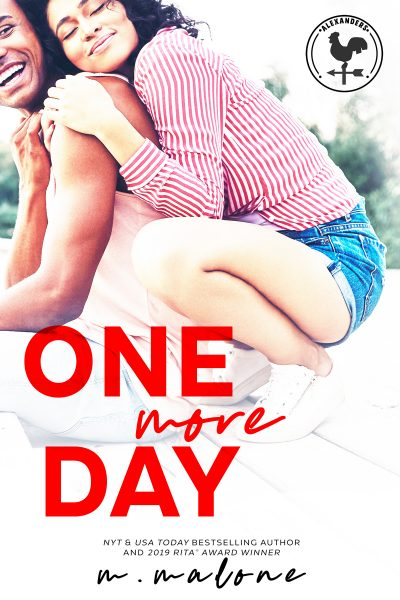 One More Day Cover 2021