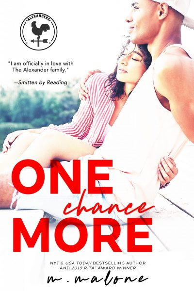 2021 One More Chance Cover