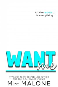 Want Me  cover Coming Soon